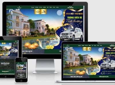Fullcode website căn hộ chung cư Vinhome FC171 7