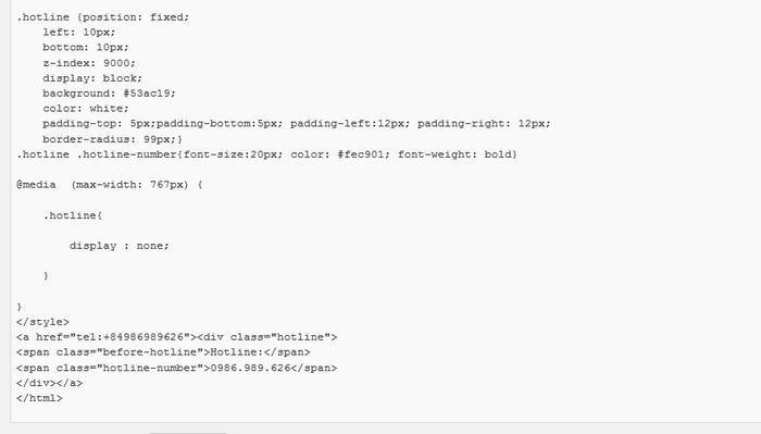 Hướng dẫn chỉnh sửa code trong file footer.php Wordpress 4