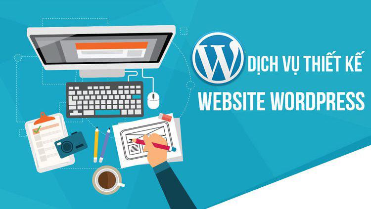 Dịch vụ thiết kế web Wordpress giá rẻ 1