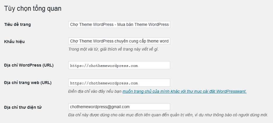Thủ thuật SEO WordPress toàn tập từ A đến Z chuẩn nhất 2