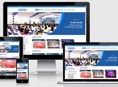 Fullcode website công ty tổ chức sự kiện chuyên nghiệp FC197 16