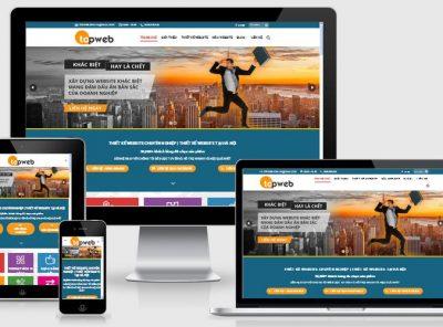 Fullcode website thiết kế website tại Hà Nội FC177 5