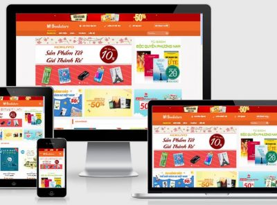 Fullcode website nhà sách trực tuyến bán ebook Online FC192 21