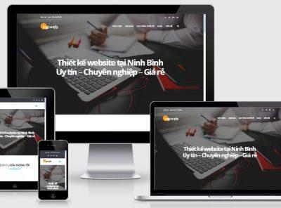 Fullcode website thiết kế website tại Ninh Bình FC183 3