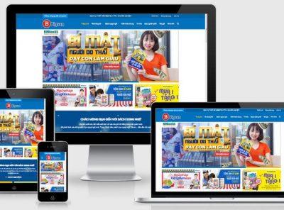 Fullcode website bán sách online FC208 13