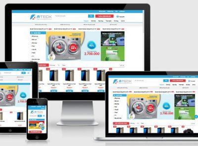 Fullcode website siêu thị điện máy FC219 2