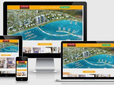 Fullcode website bán dự án FC227 3