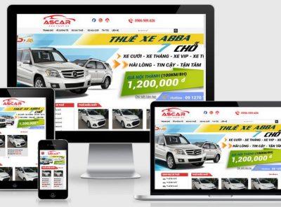 Fullcode website cho thuê xe ô tô FC225 10