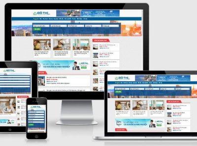 Fullcode website siêu thị nhà đất FC234 9