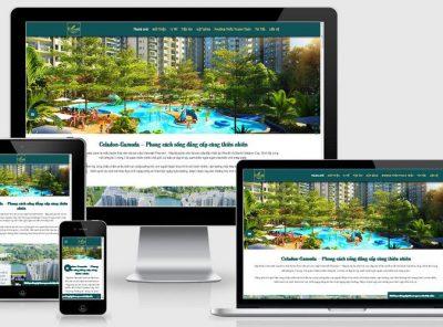 Fullcode website bất động sản căn hộ FC236 6
