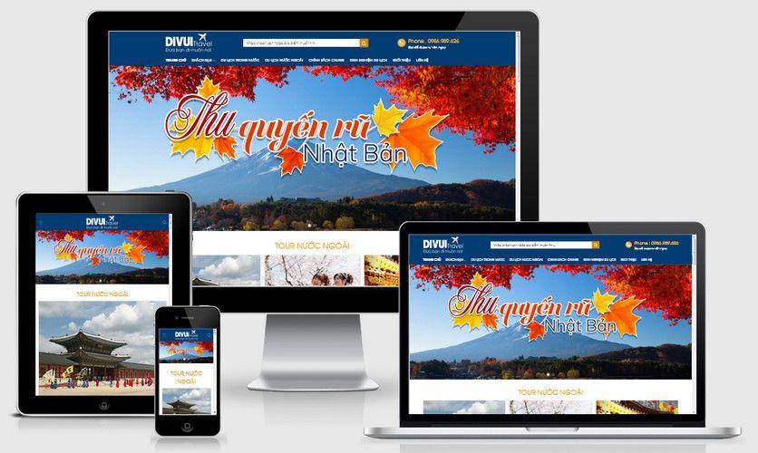 Fullcode website du lịch vui đẹp FC244 1