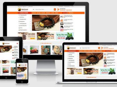 Fullcode website shop phong thủy FC241 9
