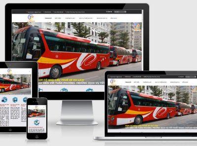 Fullcode website cho thuê xe đẹp FC247 2
