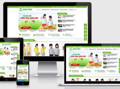 Fullcode website thiết kế đồng phục FC259 3