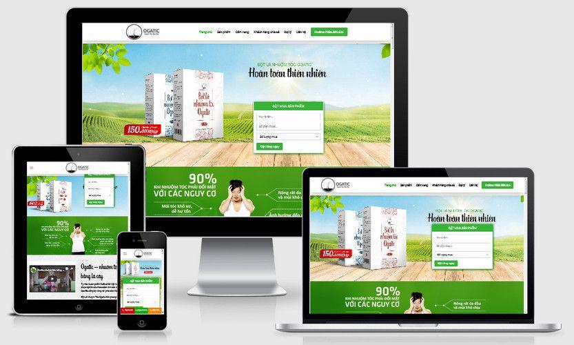 Fullcode website dược phẩm chức năng FC260 1