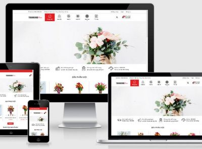 Fullcode website shop hoa đẹp FC249 7