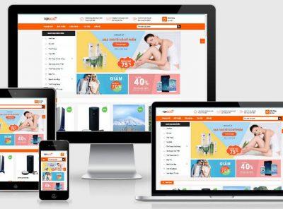 Fullcode website siêu thị giảm giá FC252 4