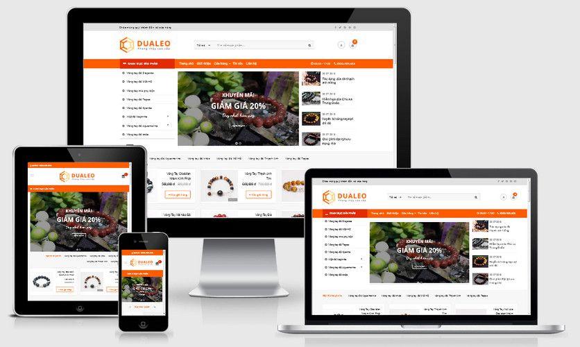 Fullcode website siêu thị phong thủy FC256 1