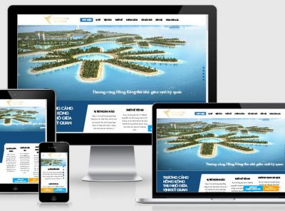 Fullcode website bất động sản dự án FC265 8