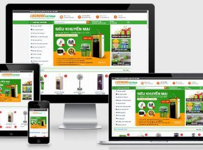 Fullcode website máy lọc nước FC266 3