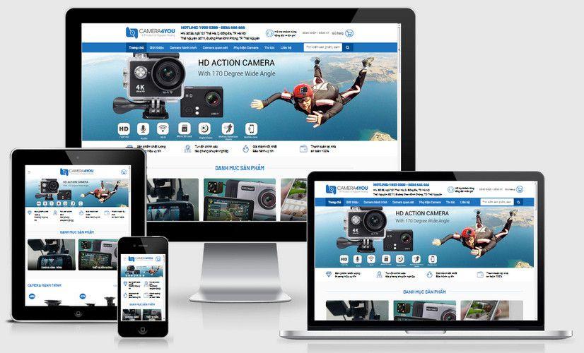 Fullcode website bán Camera đẹp FC269 1