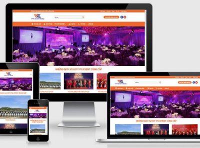 Fullcode website tổ chức sự kiện FC281 11