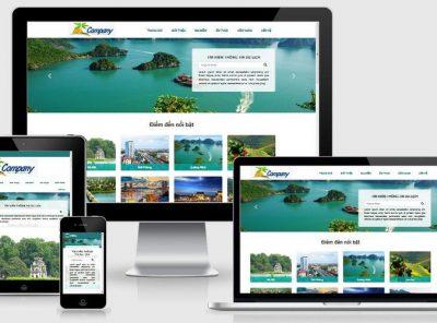 Fullcode website tin tức du lịch FC286 1