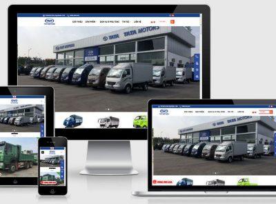 Fullcode website đại lý bán xe tải TMT FC283 5