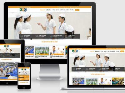 Fullcode website công ty xuất khẩu lao động FC290 3