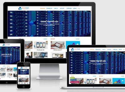 Fullcode website công ty công nghệ thông tin FC297 4