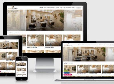 Fullcode website thiết kế thi công nội thất FC324 3