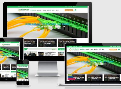 Fullcode website bán cáp quang FC326 4