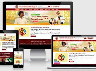 Fullcode website khóa học Phong thủy FC335 2