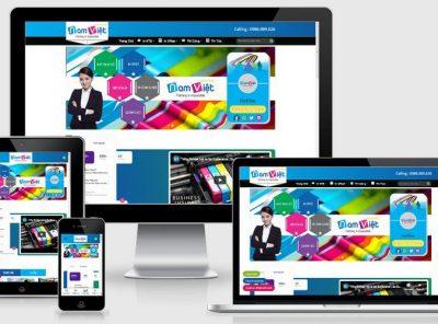 Fullcode website In ấn thiết kế Tp.HCM FC345 1