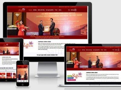 Fullcode website nhụy hoa nghệ tây Saffon FC349 1