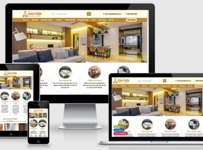 Fullcode website nội thất đồ gỗ FC350 3